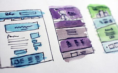 ウェブサイトデザイン・構築サービス
